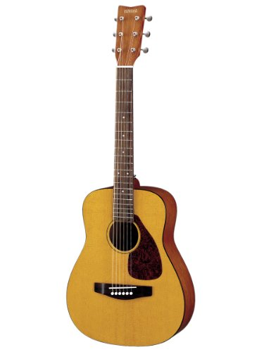 Yamaha FG JR1 3/4 Size Acoustic Guitar with Gig Bag – (Natural)
