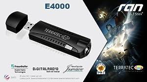 Vantech Dvb-T Tuner Receiver For Xp Win7 Freeview Realtek Rtl2832 Rtl2832U E4000 SDR HDTV ( 50MHz - 2200 MHz ) SDR GNU GPS GSM FM Radio - Black
