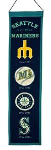 MLB Seattle Mariners Heritage Banner