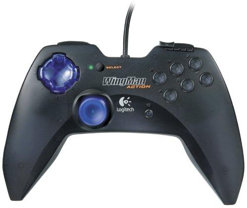 Logitech 963247-0403 WingMan Action Game PadB0000659BS : image