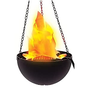 Click to buy Halloween Outdoor Lights: Hanging Flame light - Great for Halloween decoration from Amazon!
