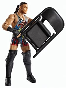 WWE Elite Collection Series #27 Rob Van Dam Action Figure by Mattel