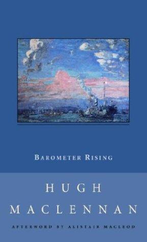 Barometer Rising Summary | BookRags.
