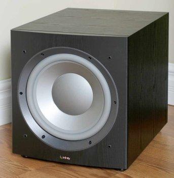 Infinity Sw12 Black 12 Inch Woofer With 500 Watt Amplifier