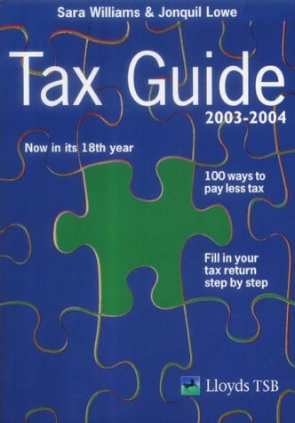 lloyds-tsb-tax-guide-2003-2004
