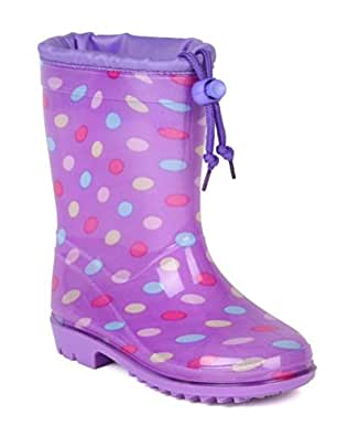 Girls' Rain Boots from londonmetalumni.ml Whether you're on the lookout for whimsical ladybug boots or a classic black pair of boots to help your little lady weather rainy conditions, londonmetalumni.ml offers a wide range of girls' rain boots in a variety of styles, colors, brands, and materials.