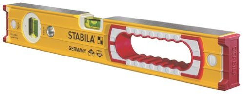 Stabila 37416-16-Inch builders level, High Strength Frame, Accuracy Certified Professional Level