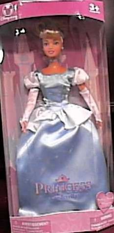 Buy Disney Princess Cinderella Doll