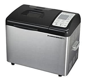 Breadman TR2500BC Ultimate Plus 2-Pound Convection Breadmaker, Stainless-Steel