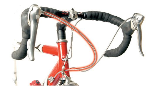 Aztec Powerlines Mountain Bike Compressionless Brake Cable Set