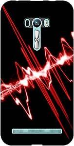 Digitex 1236 Back Cover For ASUS ZenPhone Selfie (Multi-Colour)