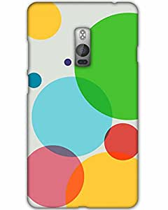 WEB9T9 Oneplus 2/Oneplus two back cover Designer High Quality Premium Matte Finish 3...