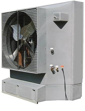 Beacon Heavy Duty Portable Evaporative Coolers Blade Size