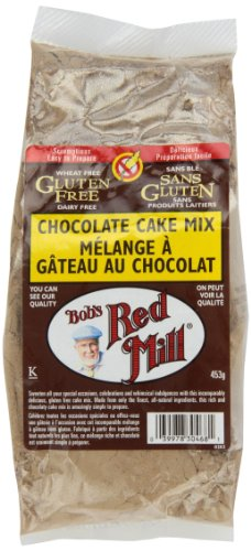 Bob's Red Mill Gluten Free Chocolate Cake Mix, 453 gm