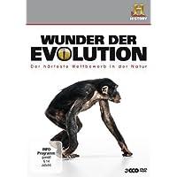 Wunder der Evolution - Der härteste Wettbewerb in der Natur [3 DVDs]
