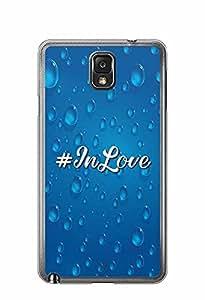 YuBingo In Love Designer Mobile Case Back Cover for Samsung Galaxy Note 3