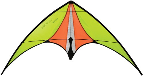 Prism Micron Stunt Kite, Yellow