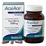 Health Aid Acai Ace 1500 Mg - 30 Capsules