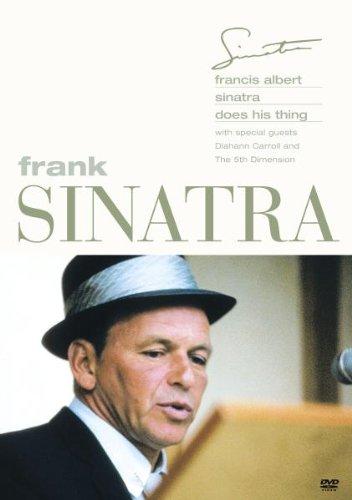 Frank Sinatra: Francis Albert Sinatra Does His Thing [DVD]