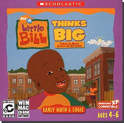 LITTLE BILL THINKS BIG - EARLY MATH