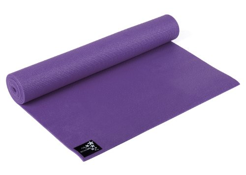 Yogistar Basic Materassino da Yoga, Rosa (Violett)