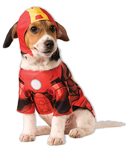 Ironman Pet Costume