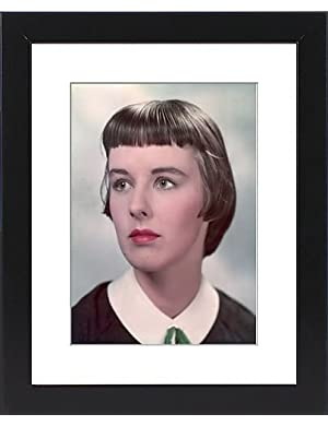 Boyish Hairstyle 1950S Framed Prints