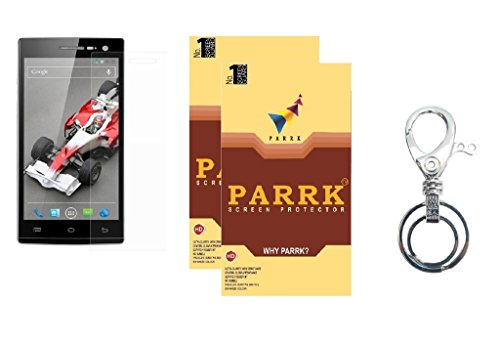 PARRK Matte Screen Guard for Xolo A500S IPS Pack of 2  available at amazon for Rs.229