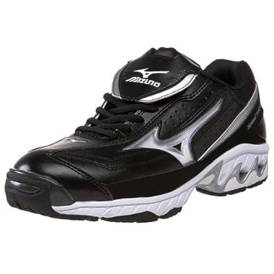 Mizuno Men's Speed Trainer G3 Switch Training Shoe,Black/White,9 M US