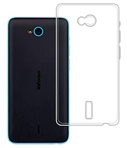 Evoque-Transparent-Back-Cover-For-Infocus-Bingo-21-M430-4G
