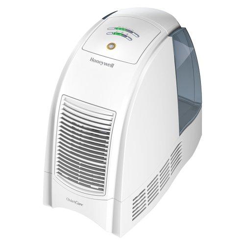 Honeywell QuietCare 3.0 Gallon Moist Humidifier, HCM-635