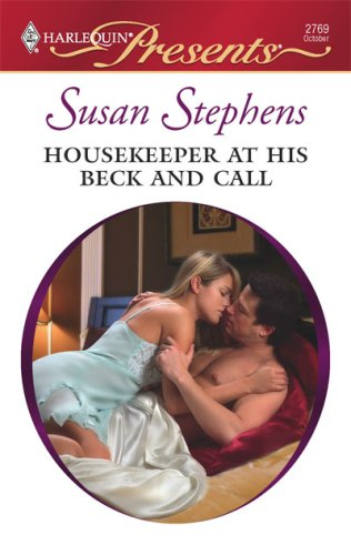 Image for Housekeeper At His Beck And Call (Harlequin Presents)