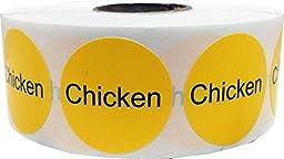 Chicken Deli Labels - 1\