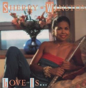 LOVE IS LP (VINYL ALBUM) US WARLOCK 0 by SHERRY WINSTON