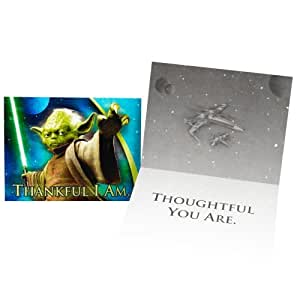 Star Wars Thank You Notes 8ct