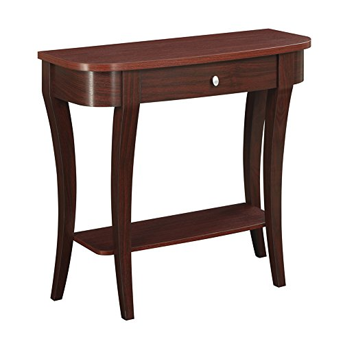 Entryway console table sofa tables living room furniture for Living room sofa table decorating