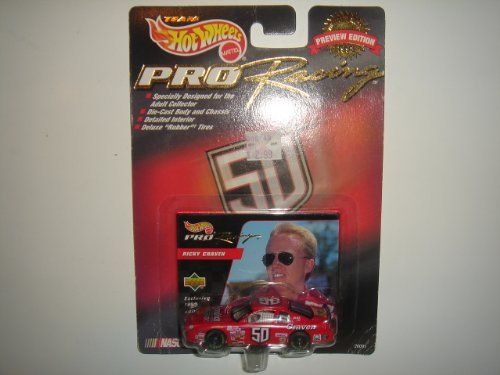 1st Edition 1998, Hot Wheels Pro Racing Hendrick, 50th Anniversary Nascar #50