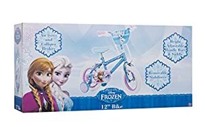 12-Inch Frozen Bike