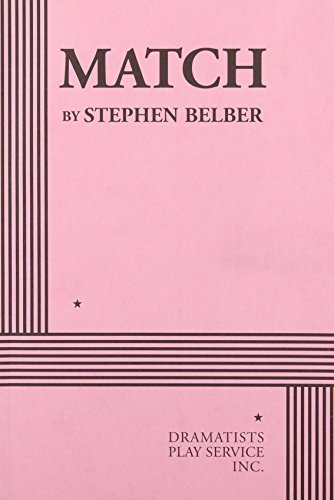 match-acting-edition-by-stephen-belber-2005-paperback