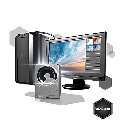Western Digital WD2003FZEX 2 TB SATA III Desktop Hard Drive (Black)