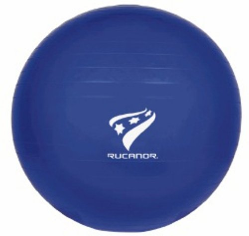 Rucanor - Pelota de fitness (90 cm), color azul oscuro