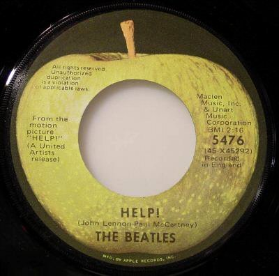 The Beatles - Help! [Single] - Zortam Music