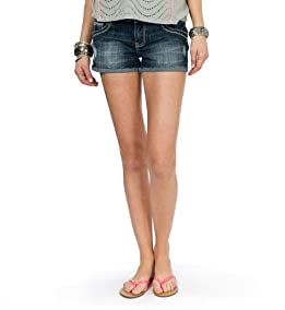 Shayda Denim Shorts