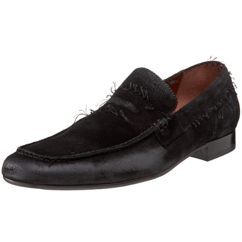 Donald J Pliner Men's Victor 23 Loafer,Black,13 M US