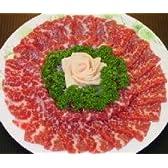 【馬刺し屋】 皿盛りお届け!熊本の桜 白水セット [贈答用スライス皿盛]お祝い お返し 感謝 贈答品