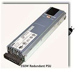 Dell - 550 Watt Hot-plug Redundant Power Supply Unit for PowerEdge 1850 Server. P/N: W5624