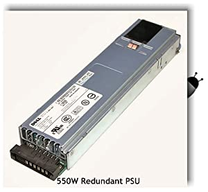 Dell - 550 Watt Hot-plug Redundant Power Supply Unit for PowerEdge 1850 Server. P/N: W5624