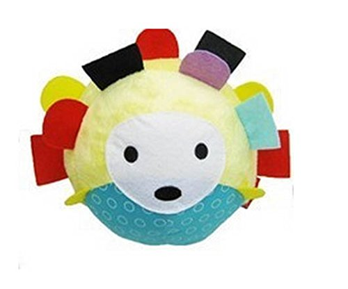 Chime Ball Infant Activity Animal Hedgehog Baby Rattle Toy 0-12Months Child Brand Product front-1053976