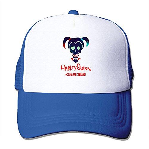 Long5ZG - Cappellino da baseball - Unisex - Adulto Blu reale Taglia unica