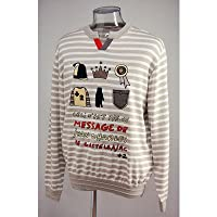(カステルバジャック) CASTELBAJAC カステルバジャック セーター【XL】 7321-6303-32CASTELBAJAC fs04gm